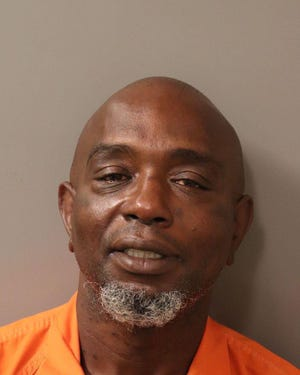 Darrell Davis was charged with first-degree assault after a man was stabbed.