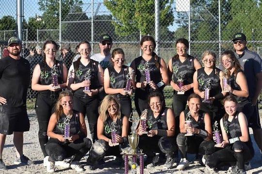 The Livonia Wild 14U-Hanson team won the FAAST June Bash Tournament.