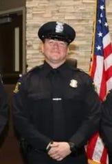 Former Westland Officer Kristopher Landis