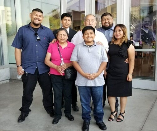 The Aguirre Family