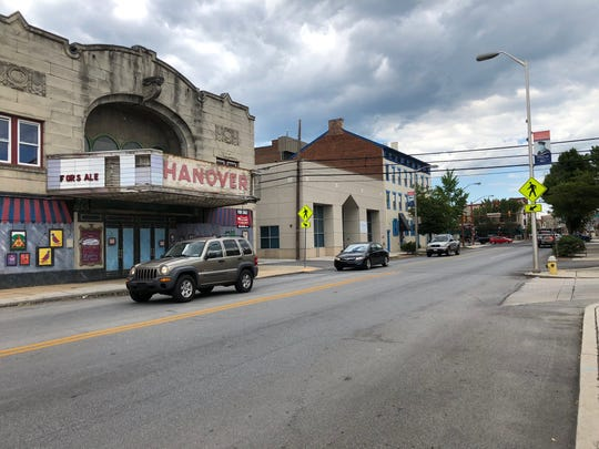 The Hanover Theater, a historic movie theater in downtown Hanover, will be purchased and renovated beginning this fall.