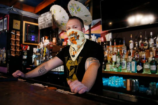 Hope and Anchor general manager Nik James shut down the bar immediately Friday, June 26, in El Paso after Gov. Greg Abbott ordered for bars to once again close throughout Texas.