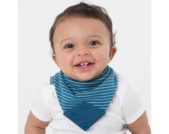 Booginhead Bandana Teether Bib