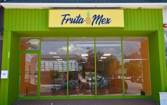 A Fruta Mex recently opened on East Landis Avenue in Vineland, pictured here on Friday, June 26, 2020.