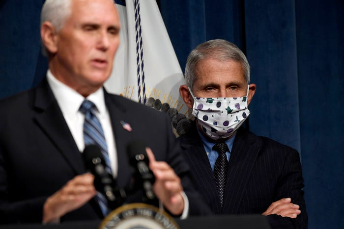 Pence cancels plans to travel to Florida and Arizona as coronavirus cases spike