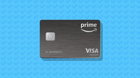 Amazon Prime Rewards Visa Signature