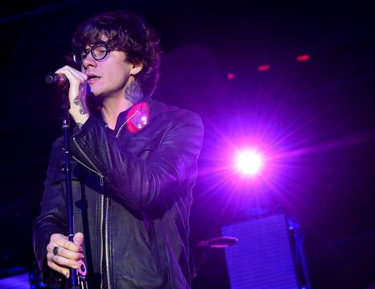 "Matt McAndrew became the lead singer of the American band Slaves following a stint on the NBC singing competition ""The Voice."" McAndrew and the other four members of Slaves announced the band will change its name in a joint statement posted to social media."