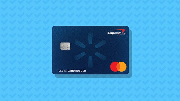Capital One Walmart Rewards