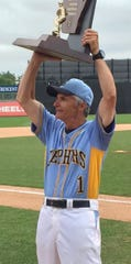 St. Mary Catholic's Phil Janssen guided the Zephyrs to the 2016 WIAA Division 3 state championship. He retired this past school year after 12 seasons as head coach.