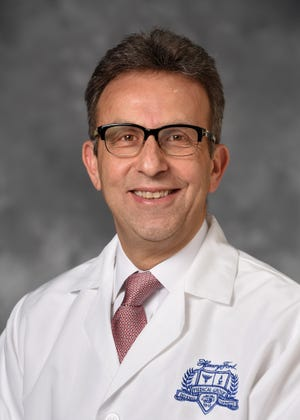 Dr. Adnan Munkarah, Henry Ford Health System's executive vice president and chief clinical officer.