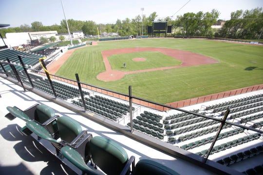 Jimmy John's Field in Utica