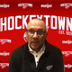 Detroit Red Wings general manager Steve Yzerman talks about the team falling to the fourth pick during the NHL's draft lottery Friday evening.