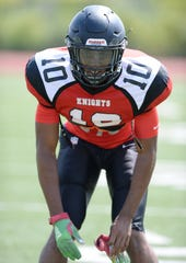 Former Oak Park star Enzo Jennings will be a true freshman at Penn State this fall.