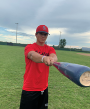 Austin Portner is hitting .328 with six home runs in the first six games for the Brandon Valley Rats.
