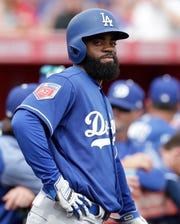 Andrew Toles did not play in the majors last season.