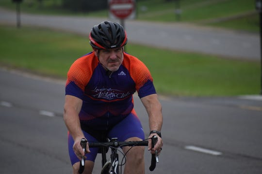 Ronnie Schwartz hosts rides on Saturday mornings from Caroline Dormon Junior High in Woodworth. The rides are free.