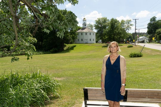 June Heston is a candidate for State Senate in Chittenden County.