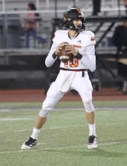 Orange Grove quarterback Cutter Stewart