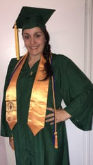 AnabelaCerqueiraof Alexandriaserved as the Student Commencement Speaker for the Raritan Valley Community College's first Virtual Commencement Ceremony on June 27. The College honored 1,100 graduates.