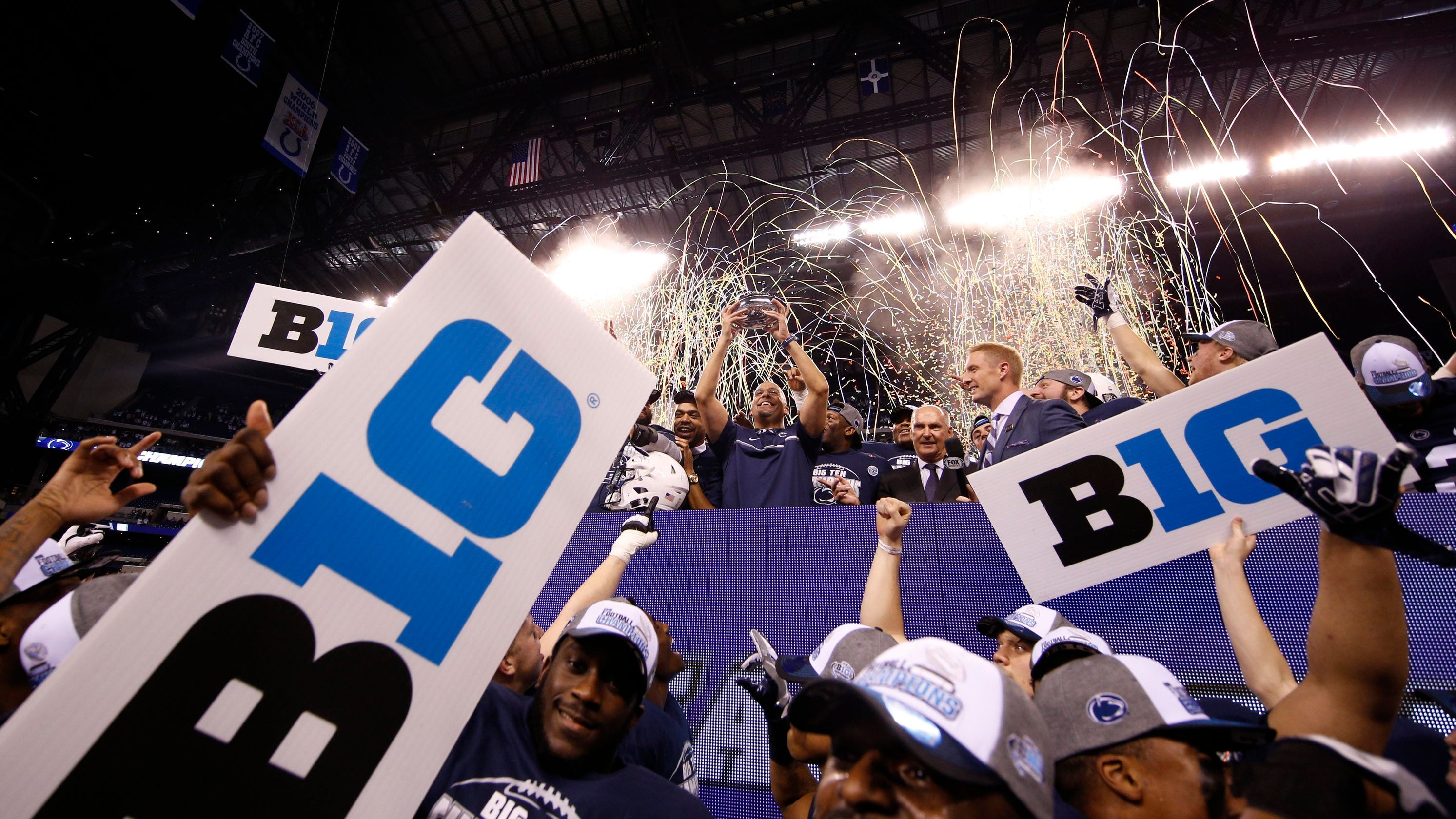 Big Ten's decision to keep games in-house shows how divided college football really is