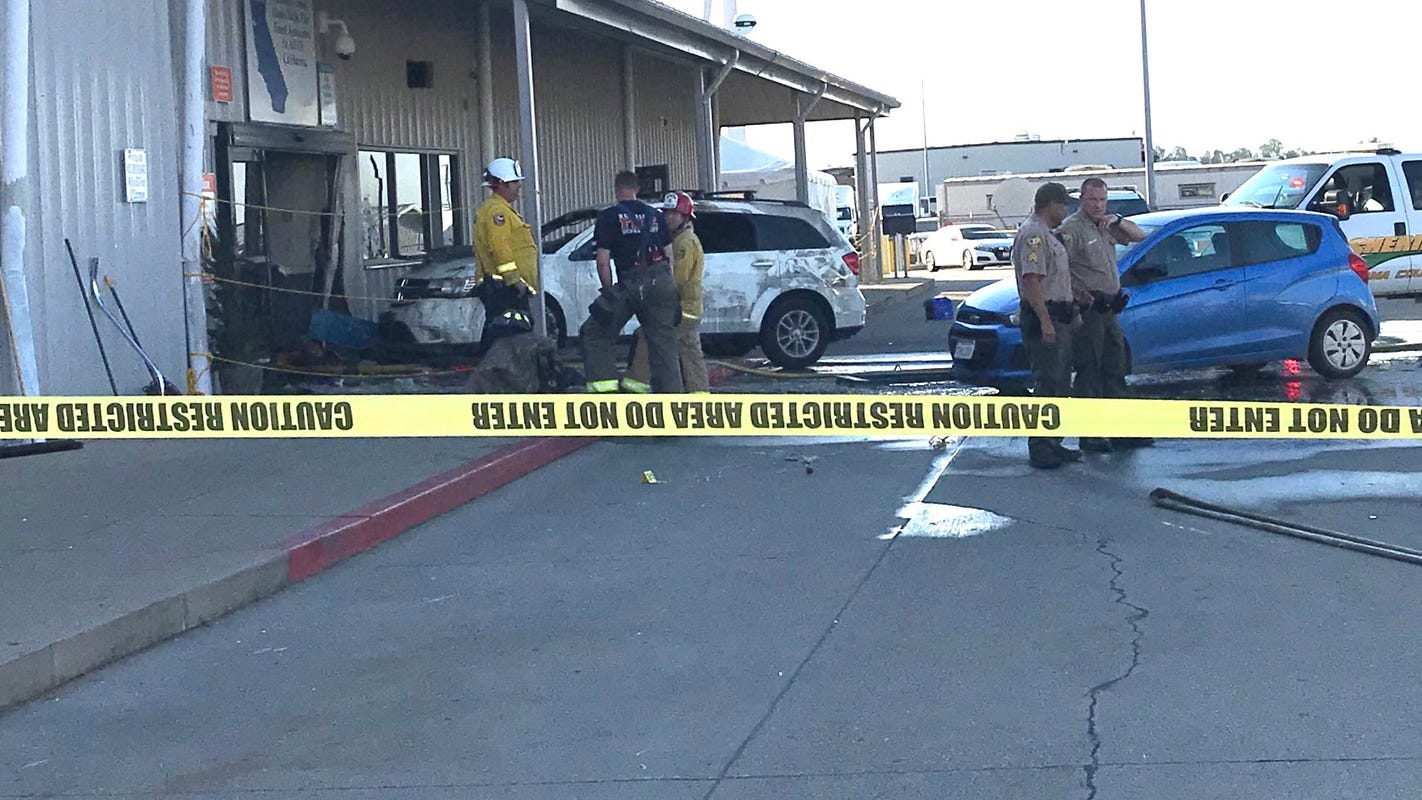 UPDATE: Red Bluff Walmart distribution center shooting suspect had been fired in 2019 thumbnail