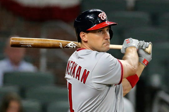 Ryan Zimmerman of the Washington Nationals is one player who is undecided on whether he will play this season, citing health concerns for his family.