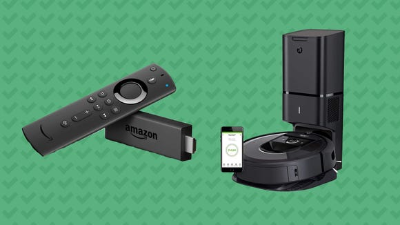 Shop and save even more this weekend on robot vacuums, streaming sticks and more.