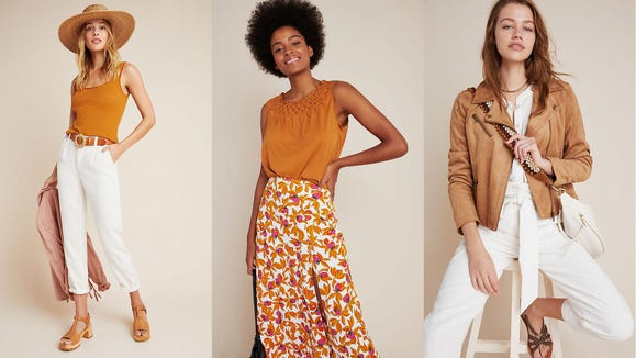 Obsessed with Anthropologie but trying to stay on-budget? This sale is what you've been waiting for.