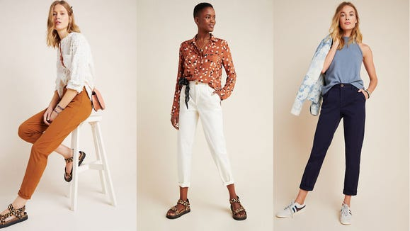 "The ""Annie Hall"" look is back and these trousers prove it."