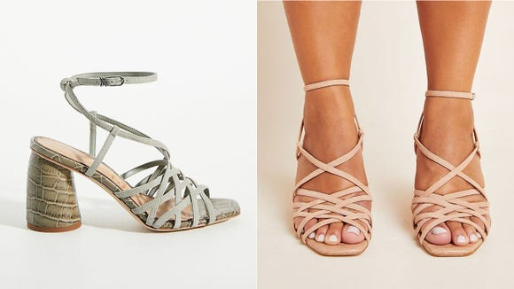 You probably need these sandals, just FYI.
