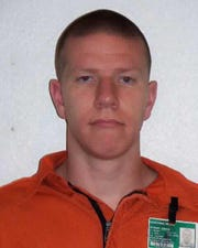 Dennis G. Van Dyken is shown in a 2009 state Department of Corrections photo.