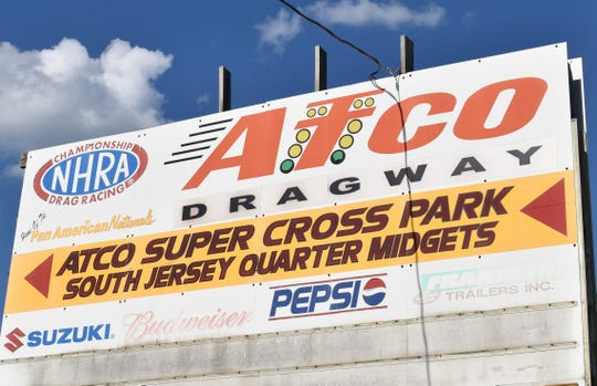An Illinois firm wants to operate an auto auction at the site of Atco Dragway in Waterford.