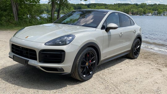 Fast, sleek 2021 Porsche Cayenne GTS coupe spices up SUV race with handling, comfort, tech
