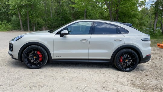 2021 Porsche Cayenne Gts Suv Spices Up Luxury Performance Race Trends Wide