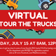 Manitowoc Public Library will offer a virtual 'Tour the Trucks' event on Facebook.