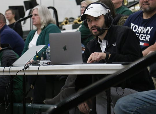 Cory Durbin of Varsity Sports Broadcast Network has a passion for promoting high school sports through his internet radio station VSBN.com