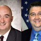 Marion City Robert E. Landon III and former GOP chairman John R. Matthews II have been charged with preparing or distributing illegal campaign materials prior to the November 2019 general election.