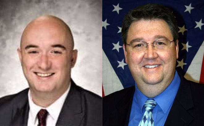 Marion City Robert E. Landon III and former GOP chairman John R. Matthews II were dismissed by visiting Judge James S. Rapp in the Marion Municipal Court on March 10 after being charged with preparing or distributing illegal campaign materials prior to the November 2019 general election.
