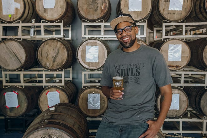 Marcus Baskerville and his Weathered Souls brewery created the Black is Beautiful beer movement.