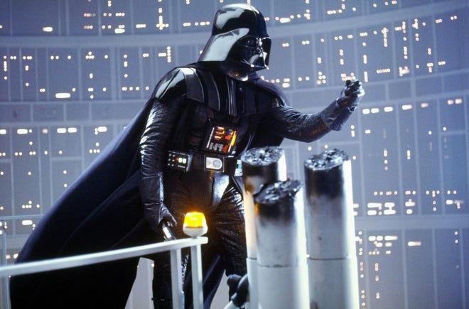 """A scene from """"Star Wars: Episode V: The Empire Strikes Back."""" Prado Stadium 12 in Bonita Springs, Florida, will show the film in July 2020."""