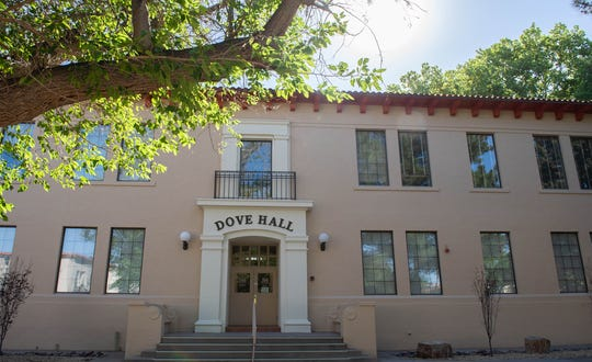 New Mexico State University and the NMSU Foundation, housed in Dove Hall at the Las Cruces campus, are investigating a cyberattack and possible data loss involving information stored on NMSU Foundation computers.