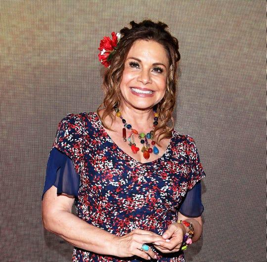 María Sorté es madre de Omar García Harfuch, Secretario de Seguridad Ciudadana, de la Ciudad de México, quien sufrió un atentado.