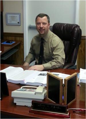 York County Magisterial District Judge John H. Fishel.