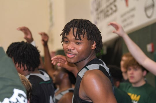 Calvary's Labree Williams has received several collegiate offers.