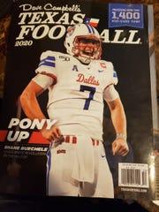 Dave Campbell's Texas Football magazine predicts a fruitful 2020 season for the Wichita Falls area.