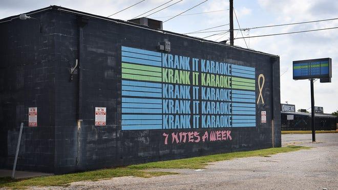 Krank It Karaoke is closed.