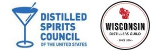 Thirty Wisconsin distilleries were represented by the Distilled Spirits Council of the United States and the Wisconsin Distillers Guild.