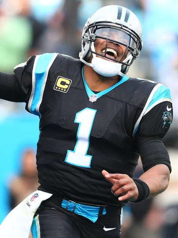 Cam Newton joins the Patriots after nine seasons with the Panthers.