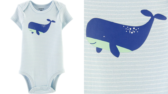 Who wouldn't love this whale onesie?