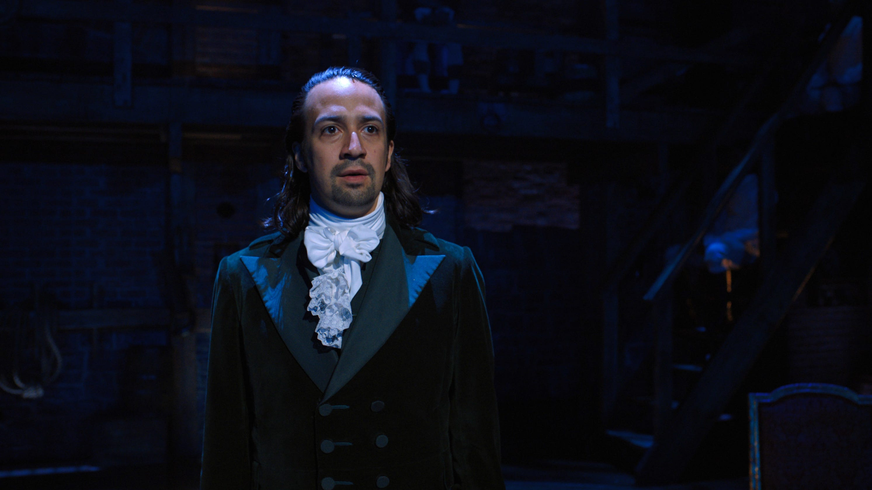Lin-Manuel Miranda says renewed criticism of Disney+ musical 'Hamilton' is 'all fair game'